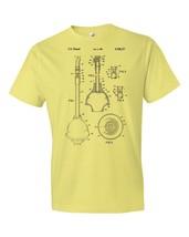 Toilet Plunger T-Shirt Patent Art Gift Plumbing Plumber Bathroom Vintage... - $18.95+