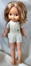 """My Friend Mandy 1970 Fisher Price 20141 Baby Doll Toy 15"""" VTG - $18.70"""