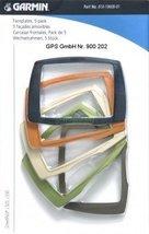 Garmin Faceplate 5 Pack - Blue / Brown / Cream / Olive / Khaki (17095) - $29.99