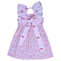 Always Kids Girl's Pink Cherry Butterfly Dress - $28.00
