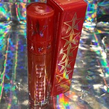 New In Box Jeffree Star Velour Liquid Lip In CHECKMATE RED image 1