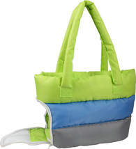 Bubble-Poly Tri-Colored insulated Pet Carrier - $37.45