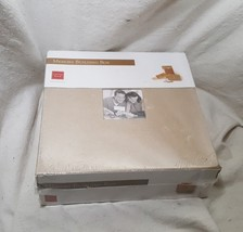 Chatter Box Memory Building Box Photo Album Set Inserts Cards New Sealed - $15.14