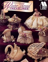 Winter Thread Treasures Annie's Crochet Pattern... - $10.77