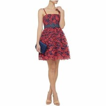 AUTH New Alice Olivia Sia Poof Lace Dress $495 - $75.00
