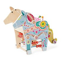 Manhattan Toy Playful Pony Wooden Toddler Activity Center - $69.25