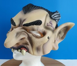 2002 Disguise Monster Dracula Half Mask Halloween Cosplay Adult Size - $28.74
