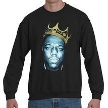 Notorious BIG Biggie Smalls King Crown of New York NY Sweater Or Hoodie - $49.50+