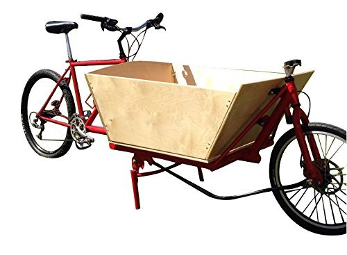 Primary image for Cargo Bike Plans DIY Cycle Truck Cycling Bicycle Luggage Shopping Cart Carrier