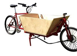 Cargo Bike Plans DIY Cycle Truck Cycling Bicycle Luggage Shopping Cart C... - $9.95