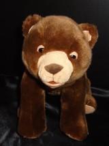 """Kohls Cares For Kids Plush Brown Bear Eric Carle 14"""" Stuffed Animal - $10.39"""