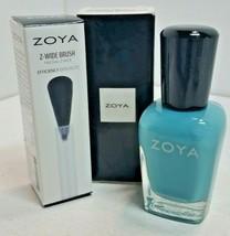 Zoya Nail Polish ROCKY .5 oz +  Z-WIDE BRUSH - $12.34
