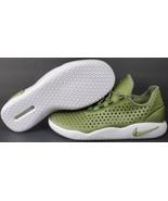 Nike FL-RUE Palm Green 880994 300 Rosche Flyknit Olive Running Shoe Size 11 - $89.97