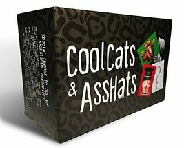 CoolCats & AssHats - Adult Drinking Card Game for Parties - $40.65