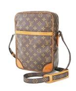 Authentic LOUIS VUITTON Danube Big Monogram Crossbody Shoulder Bag Purse... - $319.00