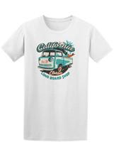 Ca Classic Longboard Shop Van Men's Tee -Image by Shutterstock - $12.86+