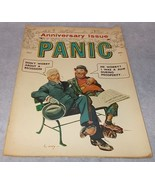 Vintage Panic Comic Satire Humor Magazine July 1958 Vol 1 No 1 Mad Style - $24.95