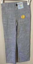 Cat and Jack Boys Classic Chambray Chino Pants 5T - $11.87