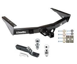 "Trailer Tow Hitch For 00-06 Toyota Tundra All Styles Receiver 1-7/8"" & 2... - $179.64"
