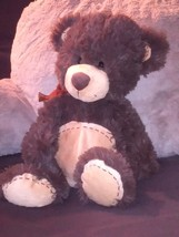 13 inch plush Goffa  international corporation plush bear - $10.95