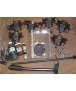 Fox Trapping Package duke #2 coil spring kit Fox Coyote Raccoon New sale - $134.77