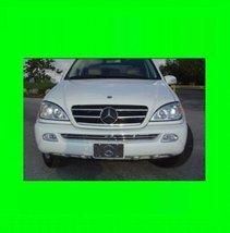 Mercedes W163 Ml 1998-2005 Chrome Grille Grill Kit 1999 2000 2001 2002 2003 2004 - $30.00
