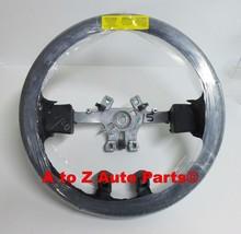 NEW 2013-2018 Dodge Ram 1500-5500 BLACK Leather Wrapped Steering Wheel,OEM Mopar - $449.95