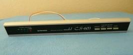 Pioneer CS-603 Tone Selector / Power indicator (1), Japanese ! - $44.00