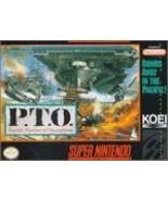 P.T.O. - Nintendo Super NES - $695.80