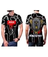 MMA New T-shirt Fullprint For Men - $24.99