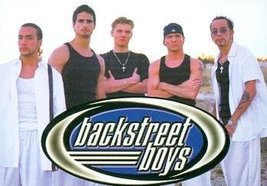 Backstreet Boys trading card (BSB) 2000 Winterland #4 of 4 - $4.00