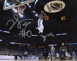 De'aaron Fox Signed Photo 8X10 Autographed * Kentucky Wildcats Basketball ! - $19.99