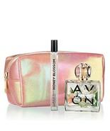 Avon Flourish Honey Blossom 3pc Gift Set - EDP / Travel Spray / Travel Bag - $22.76
