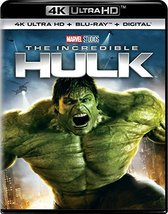 The Incredible Hulk (4K Ultra HD+Blu-ray+Digital)
