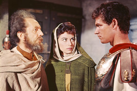 Stephen Boyd and Haya Harareet and Sam Jaffe in Ben-Hur 24x18 Poster - $23.99