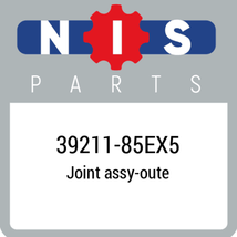 3921185EX5 Nissan JOINT ASSYOUTE, New Genuine OEM Part - $145.14