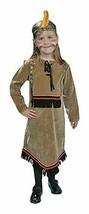 Dress Up America Deluxe Indian Girl Costume Set, Medium 8-10 - $19.79