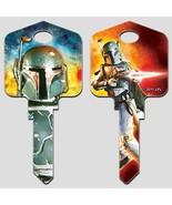 Star Wars Key Blanks (SC1, Boba Fett) - $9.79