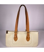 Louis Vuitton Vernis Rose Wood Avenue Shoulder Handbag Ivory - $373.64