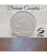 DEVINAH COSMETICS Highlighter SNAP 44mm Pan Indigo Sparkle Shimmer NEW V... - $10.40