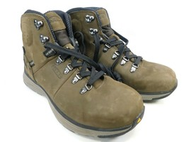 "Keen Manchester 6"" Size US 10.5 M (D) EU 44 Men's WP Soft Toe Work Shoes 1021327 - $93.05"
