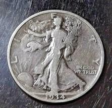 Liberty Walking Half Dollar 1934 P AA20-7085