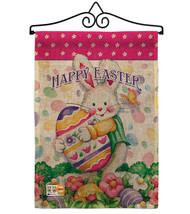 Easter Treats Burlap - Impressions Decorative Metal Wall Hanger Garden F... - $33.97