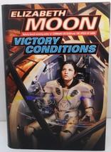 Victory Conditions Vatta's War by Elizabeth Moon 2008 HC DJ First Ed - $6.50