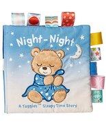 Taggies Starry Night Teddy Soft Book - $17.99