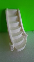 FISHER PRICE Loving Family Dollhouse GRAND MANSION STAIRS STAIRCASE STAI... - $12.99