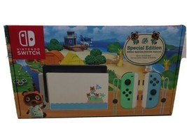 Nintendo Switch Animal Crossing: New Horizon Special Edition BOX ONLY!!!!! - $32.56