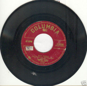 "Rosemary Clooney 45 rpm ""Hey There"" b/w ""This Ole House"""