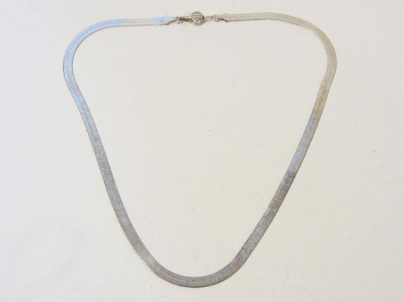 UTC Italy sterling silver 925 chain 20'' long