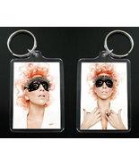 LADY GAGA keychain / keyring Bad Romance #1 - $7.99